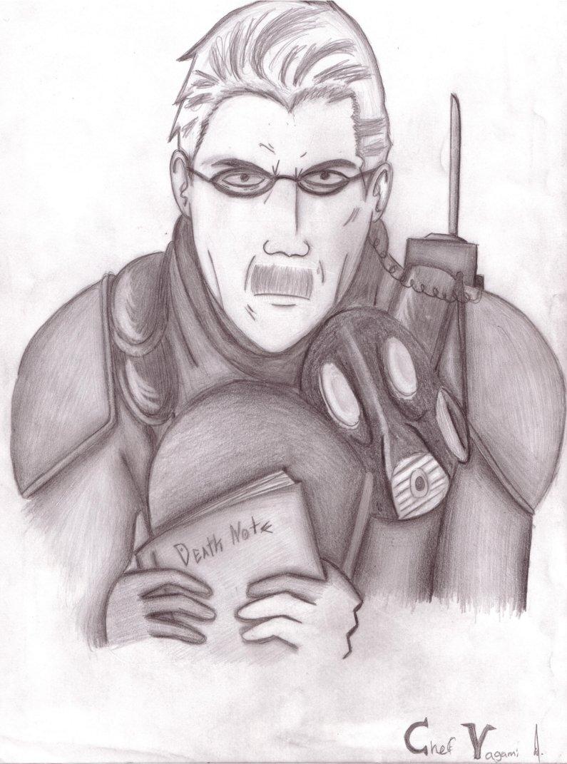 voici un petit aperçu de mes dessin!!! - Page 6 Yagami10