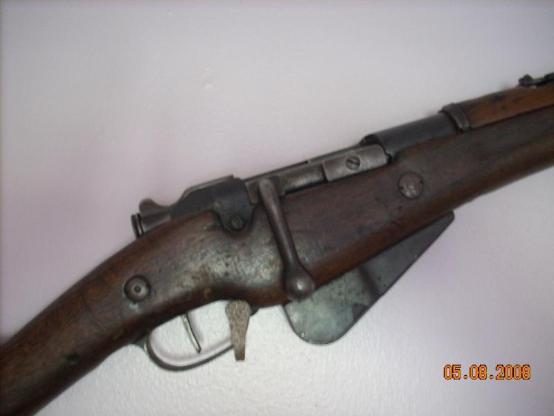Berthier Mousqueton M16 Dscn1510