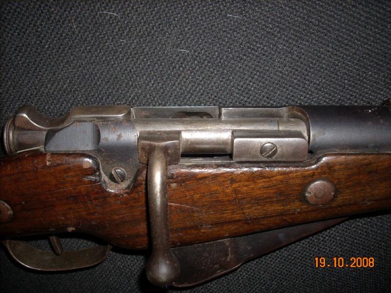 Berthier Mousqueton M16 Dscn1910