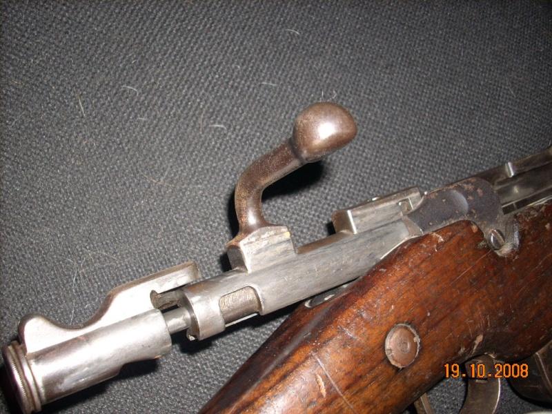 Berthier Mousqueton M16 Dscn1911