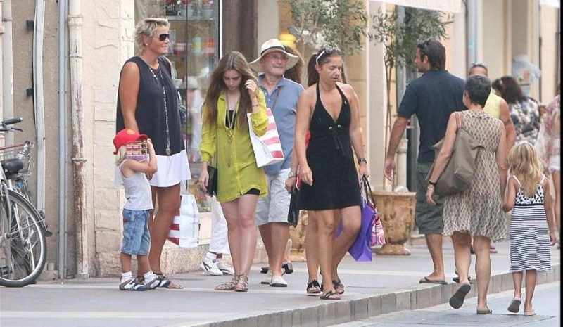 Phil on holiday in Saint Tropez 34572911