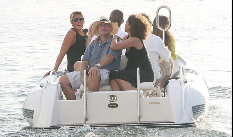 Phil on holiday in Saint Tropez 52180510