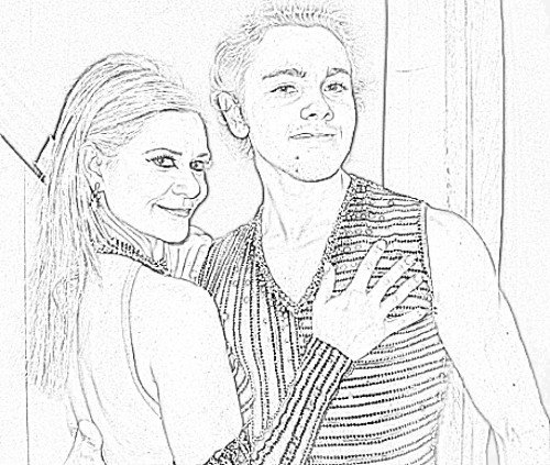 Ray & Maria colour in pictures 69a1c210