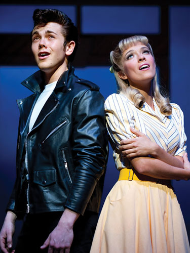 Ray in Grease The Musical Rq_71710