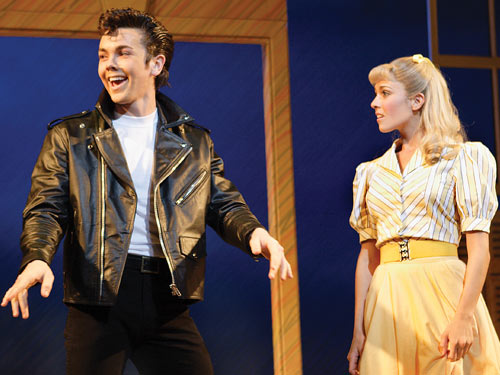 Ray in Grease The Musical Rq_71910