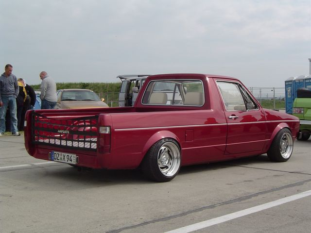 [ VW ] GOLF CADDY pick up / tolé 2308ue10