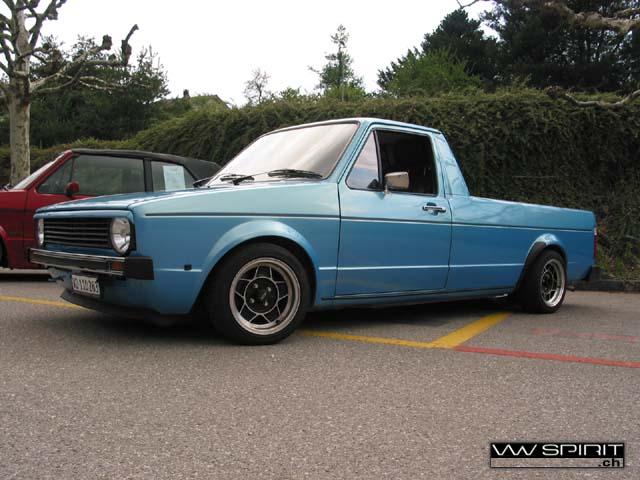 [ VW ] GOLF CADDY pick up / tolé 82vx10