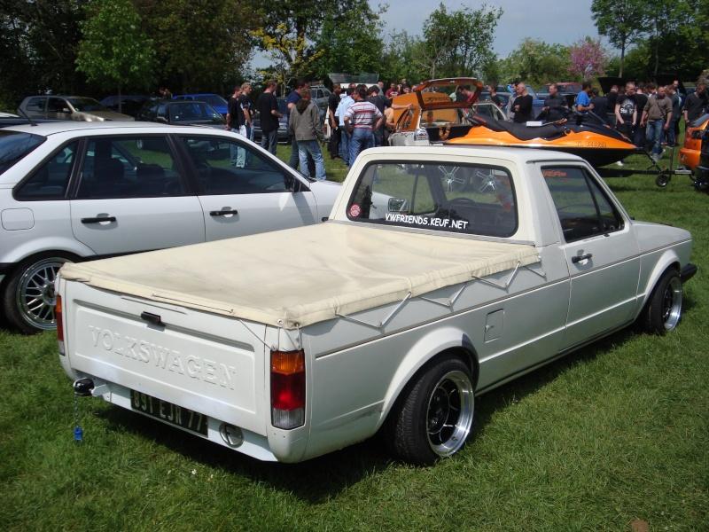 [ VW ] GOLF CADDY pick up / tolé Dsc02227