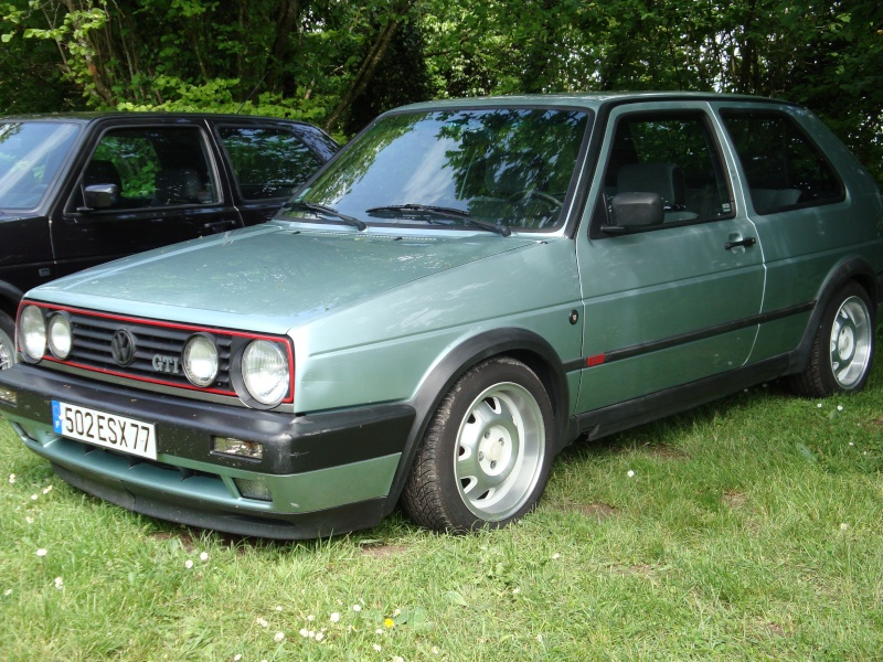 [ VW ] GOLF MK2 Dsc02331