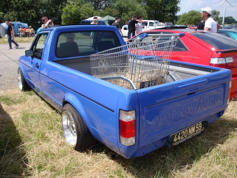 [ VW ] GOLF CADDY pick up / tolé Dsc02529