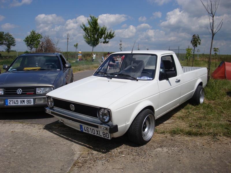 [ VW ] GOLF CADDY pick up / tolé Dsc02531