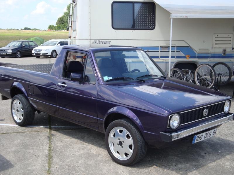 [ VW ] GOLF CADDY pick up / tolé Dsc02627