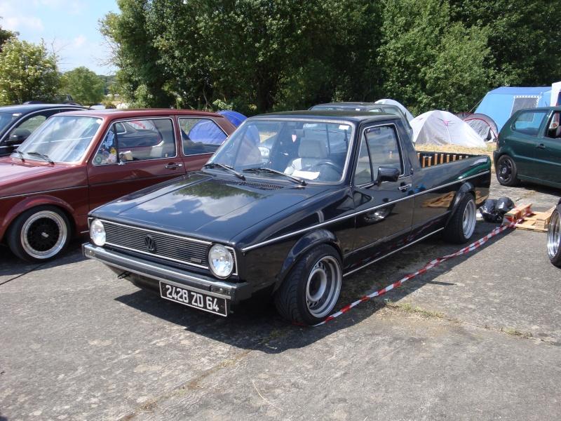 [ VW ] GOLF CADDY pick up / tolé Dsc02628