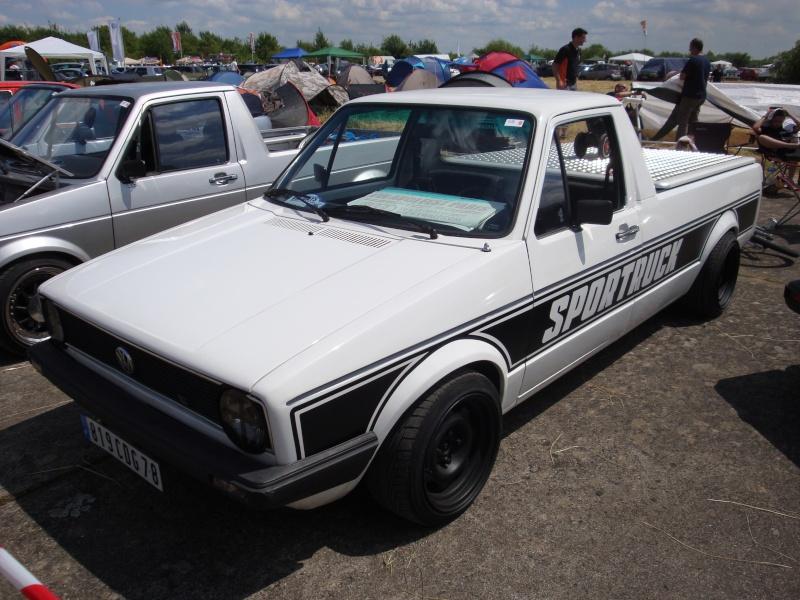 [ VW ] GOLF CADDY pick up / tolé Dsc02629
