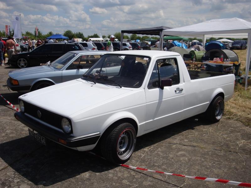 [ VW ] GOLF CADDY pick up / tolé Dsc02631