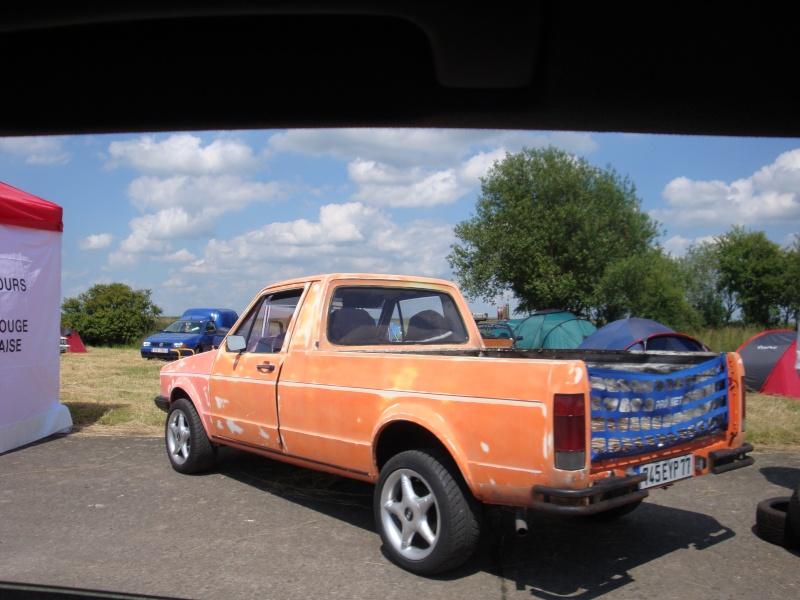 [ VW ] GOLF CADDY pick up / tolé Dsc02632