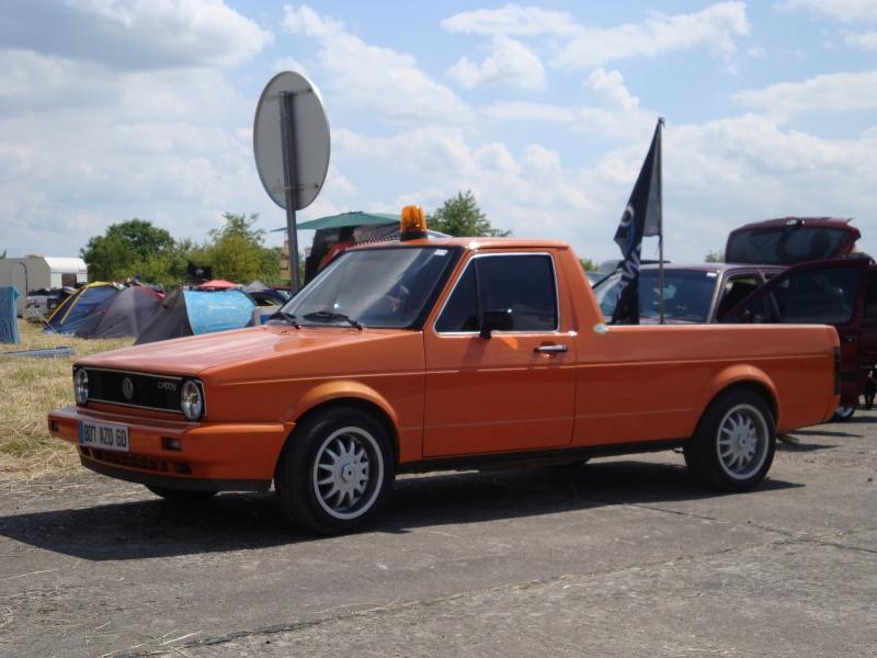 [ VW ] GOLF CADDY pick up / tolé Dsc02718