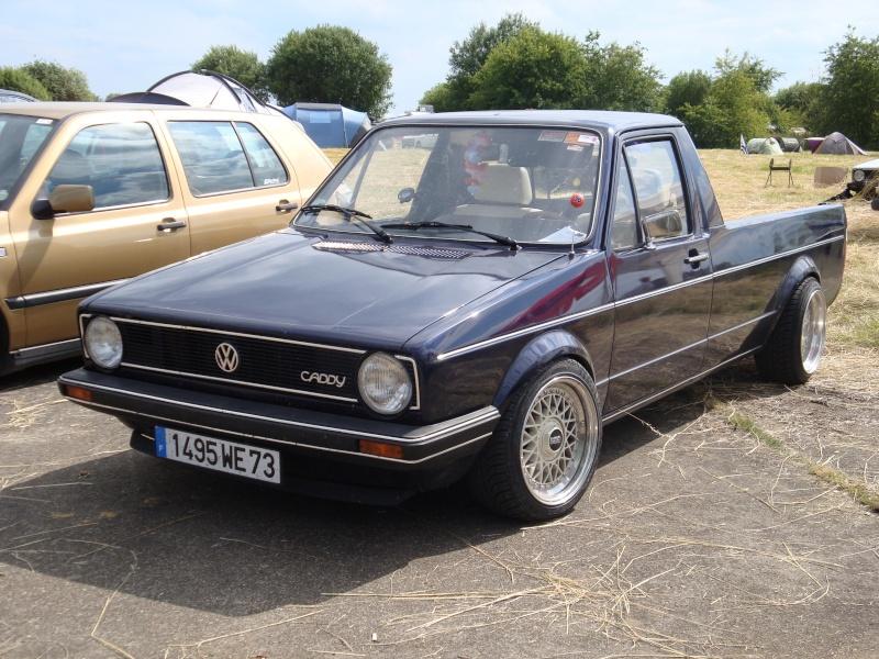 [ VW ] GOLF CADDY pick up / tolé Dsc02719