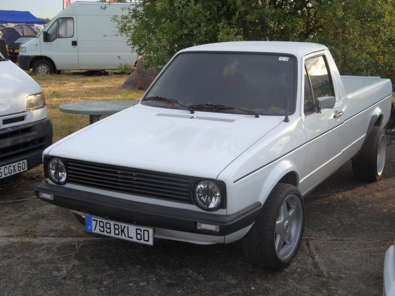 [ VW ] GOLF CADDY pick up / tolé Dsc02811