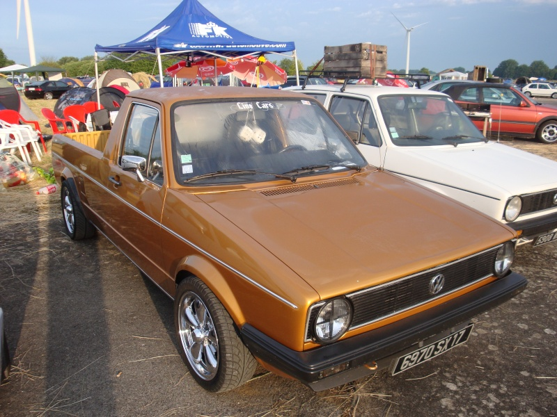[ VW ] GOLF CADDY pick up / tolé Dsc02812