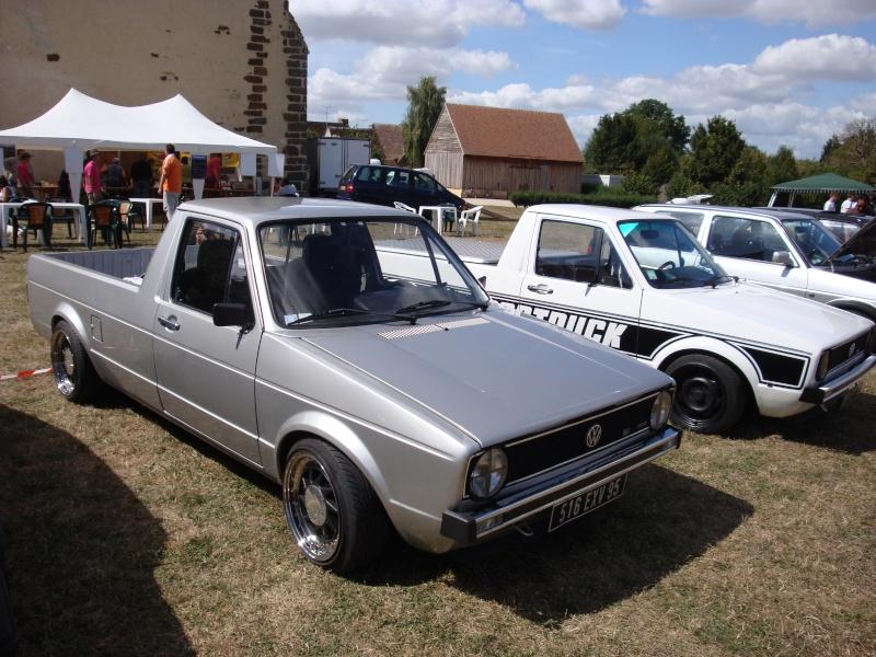 [ VW ] GOLF CADDY pick up / tolé Dsc04411