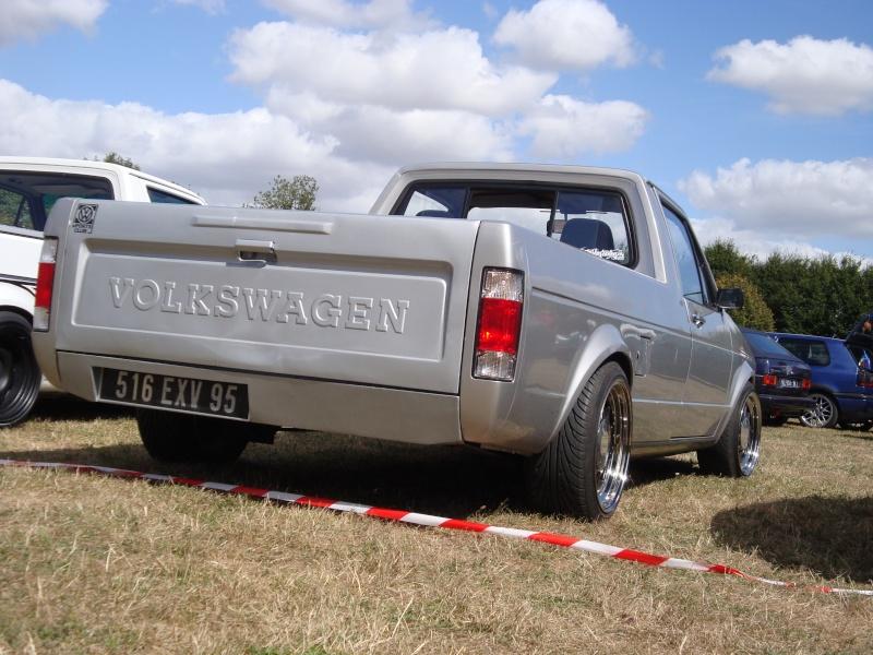 [ VW ] GOLF CADDY pick up / tolé Dsc04412