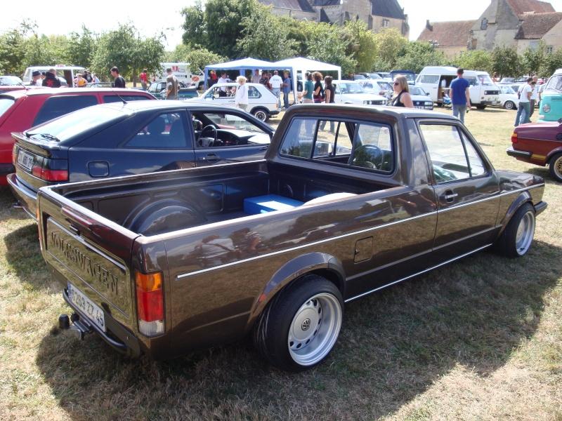 [ VW ] GOLF CADDY pick up / tolé Dsc04413