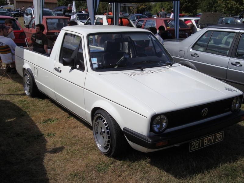 [ VW ] GOLF CADDY pick up / tolé Dsc04511