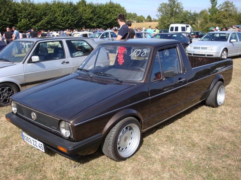 [ VW ] GOLF CADDY pick up / tolé Dsc04715