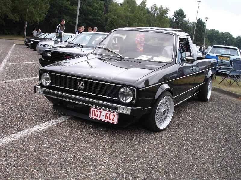 [ VW ] GOLF CADDY pick up / tolé Dsc06610
