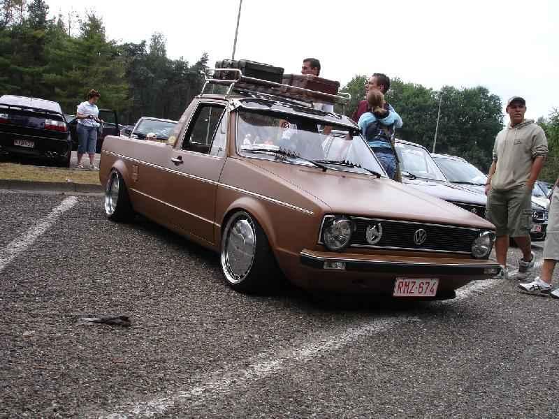 [ VW ] GOLF CADDY pick up / tolé Dsc06611