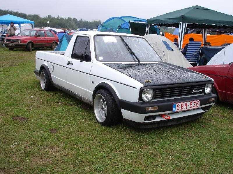 [ VW ] GOLF CADDY pick up / tolé Dsc06711