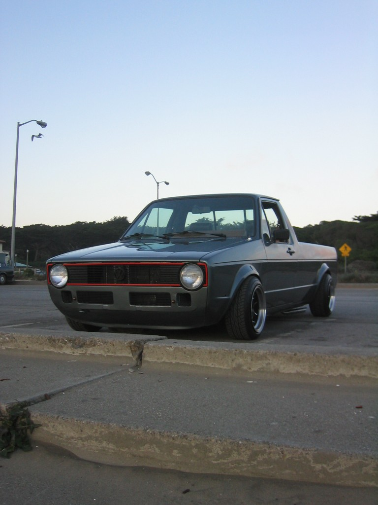 [ VW ] GOLF CADDY pick up / tolé Img00710