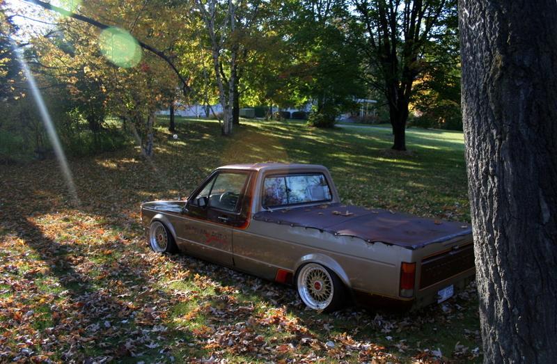 [ VW ] GOLF CADDY pick up / tolé Img80110