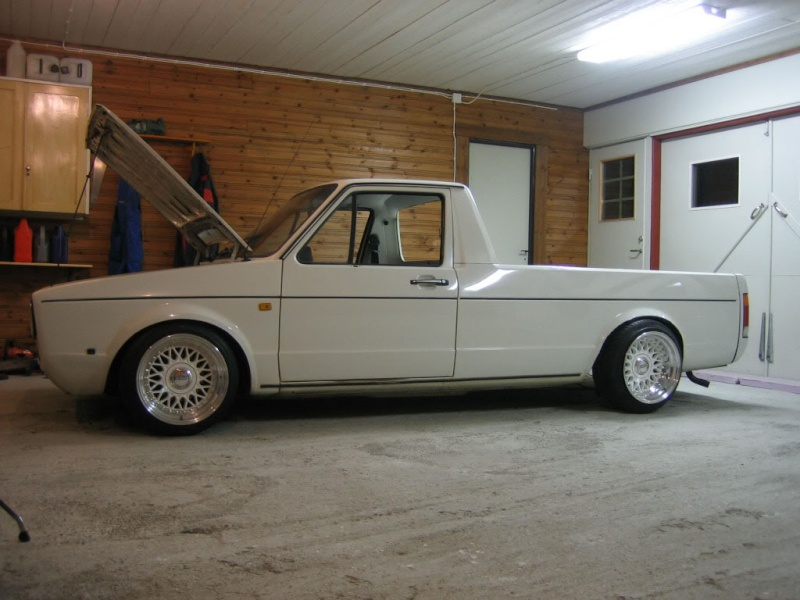 [ VW ] GOLF CADDY pick up / tolé Img_0110