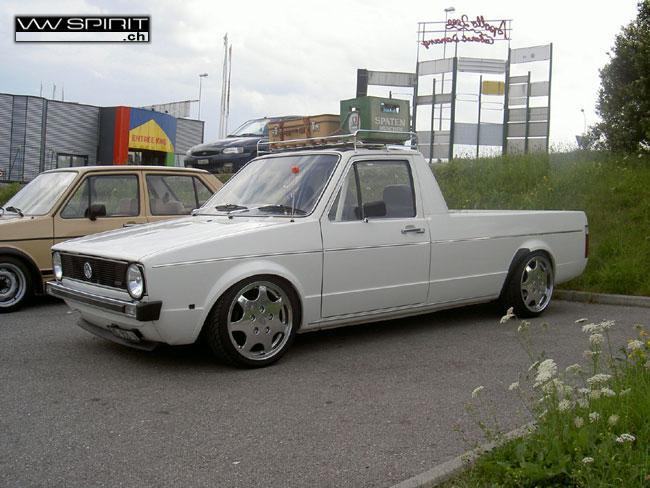[ VW ] GOLF CADDY pick up / tolé One_vw10