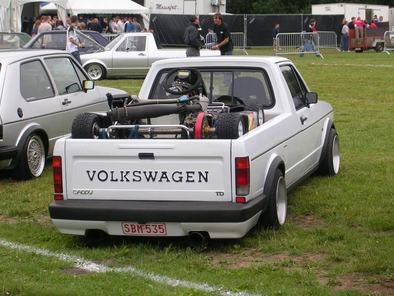 [ VW ] GOLF CADDY pick up / tolé Vwmani10