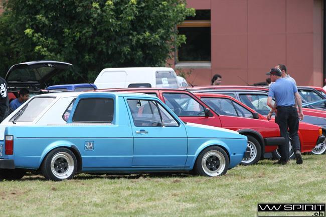 [ VW ] GOLF CADDY pick up / tolé Vwspir10