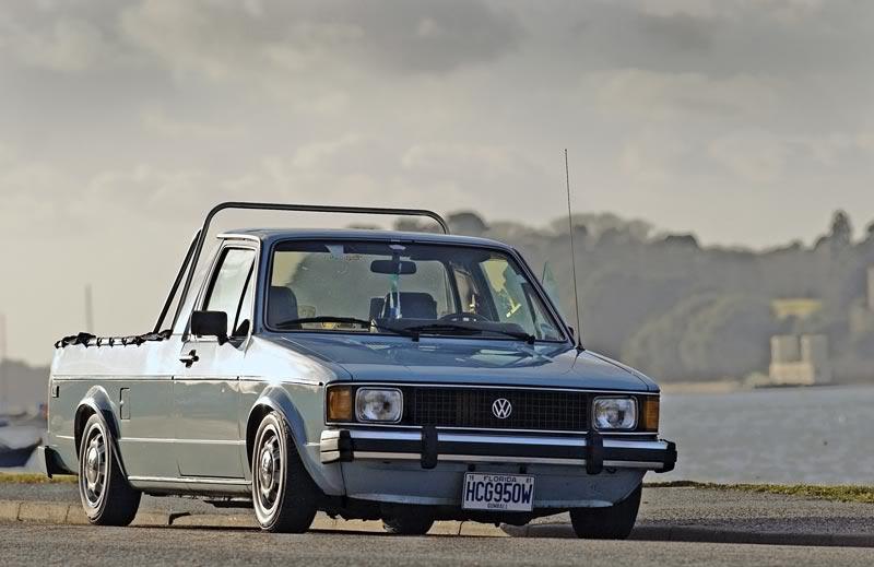 [ VW ] GOLF CADDY pick up / tolé Wayne010