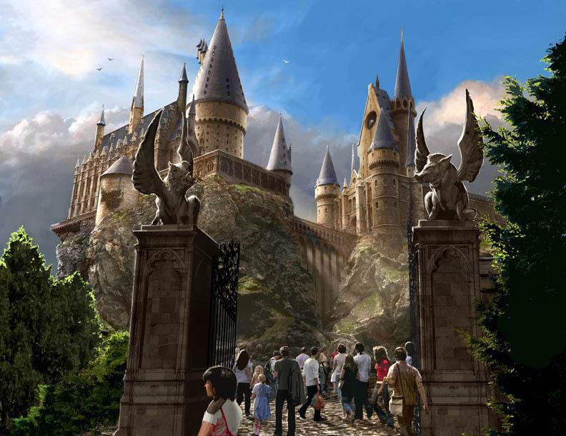 The Wizarding World of Harry Potter Hogwar12