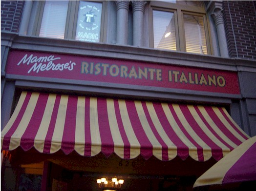 Mama Melrose's Ristorante Italiano Mamame25