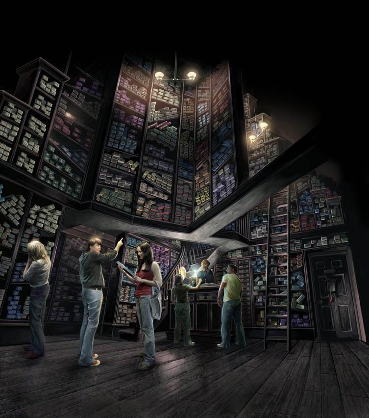 The Wizarding World of Harry Potter Olliva10