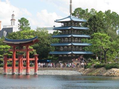 World showcase facts Torii110