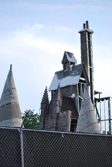 The wizarding world of hp construction pics Wizwor15