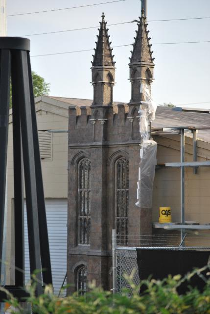 The wizarding world of hp construction pics Wizwor16