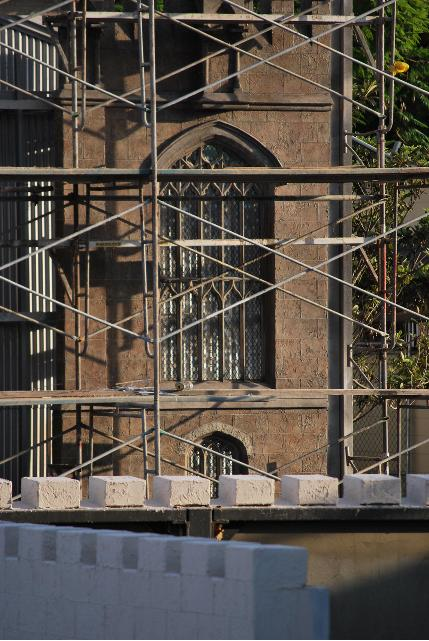The wizarding world of hp construction pics Wizwor19