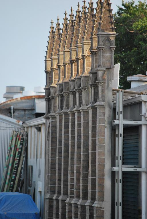 The wizarding world of hp construction pics Wizwor22