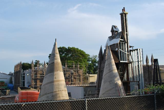 The wizarding world of hp construction pics Wizwor26