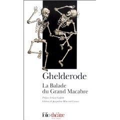 Michel de Ghelderode  [Belgique] Macabr10