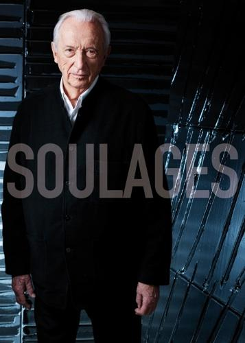 Un peintre, un auteur 3 : Pierre Soulages Pierre11